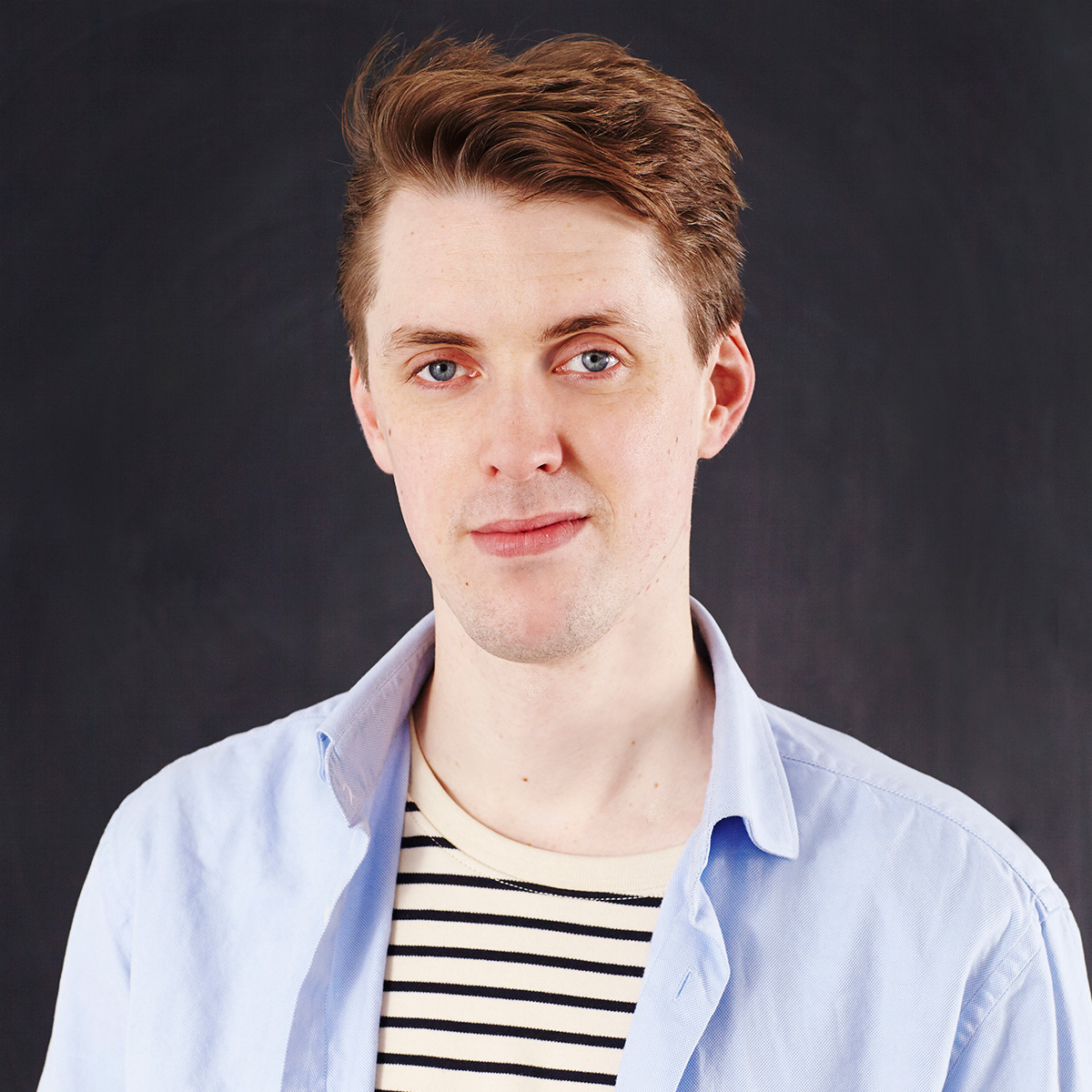 Andrew Hill Profile Image
